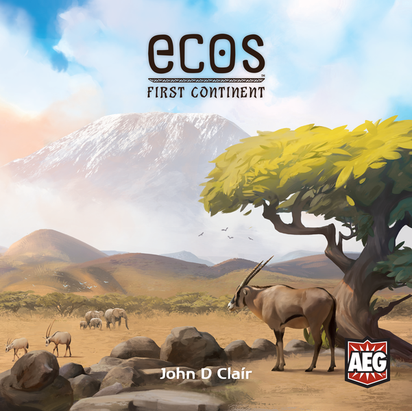 Ecos : First Continent