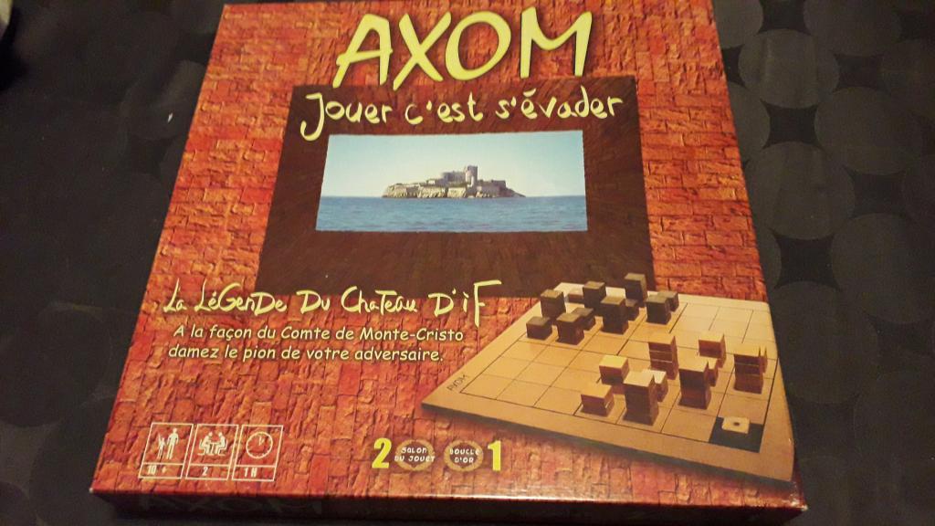 Axom, la légende du château d'If