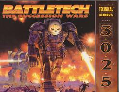 Battletech - Technical Readout 3025