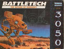 Battletech - Technical Readout 3050