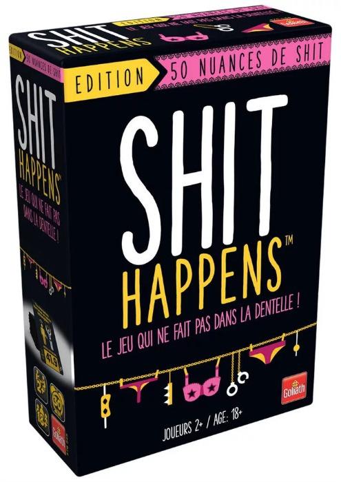 Shit happens - 50 nuances de shit