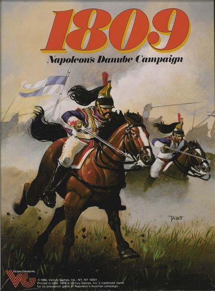 1809 : Napoleon's danube campaign