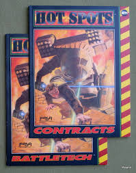 Battletech - Hot Spots