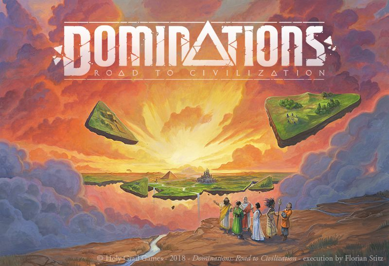 Dominations : Road to Civilization
