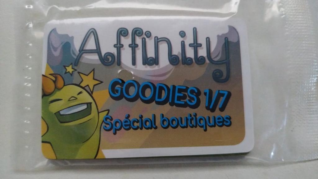 Affinity : Goodies 1/7