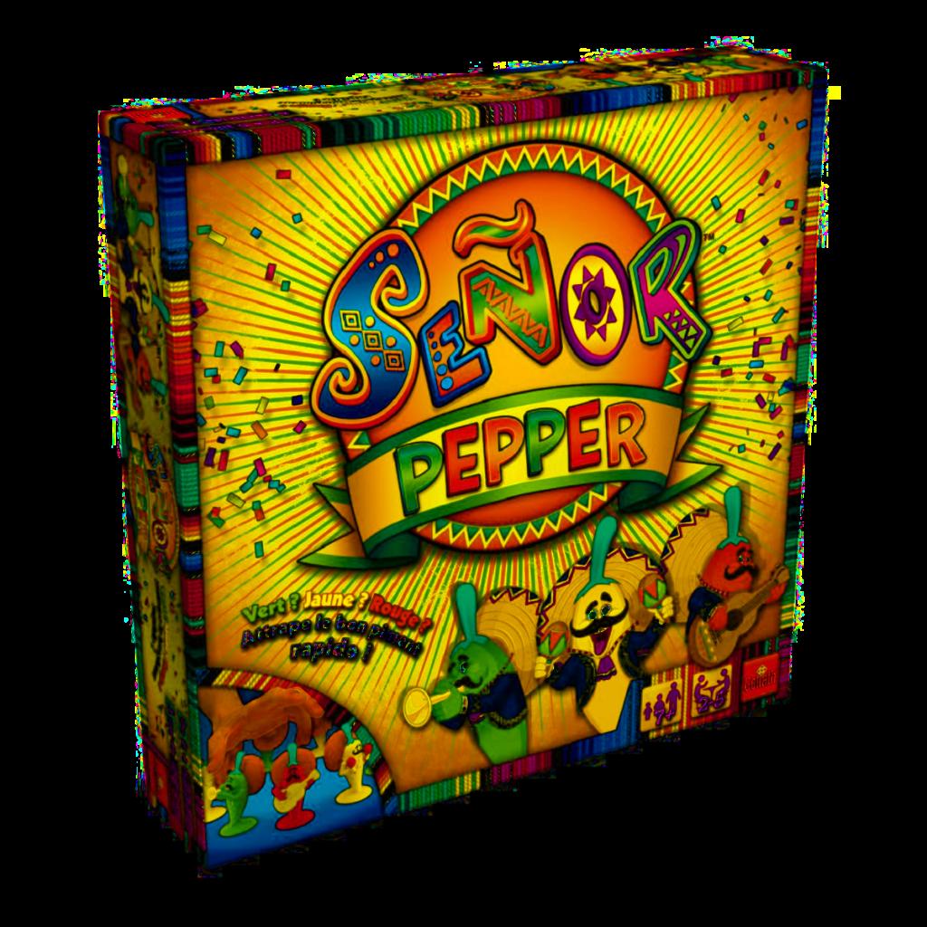 Senor Pepper