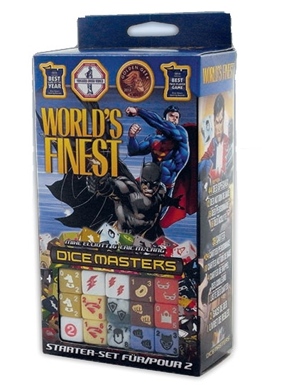 Dice Masters - World's Finest
