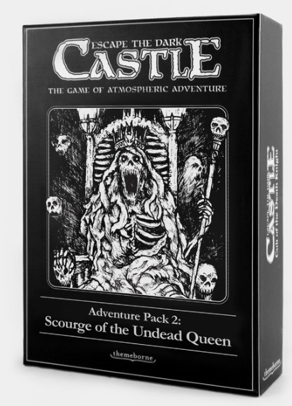 Escape the dark castle - Adventure Pack 2 - Scourge of the Undead Queen