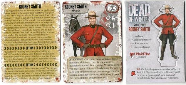 Dead Of Winter - Rodney Smith