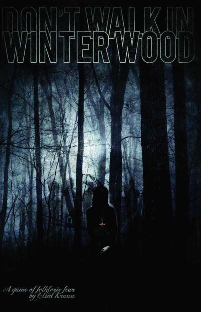 Cthulhu Hack - Don't walk in winter wood