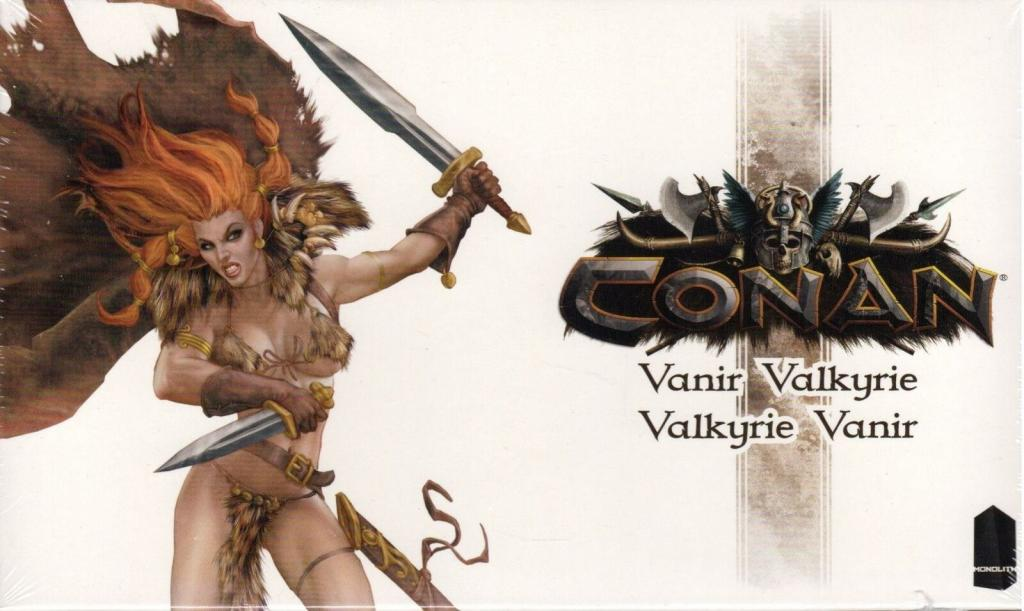 Conan (Monolith) - Valkyrie Vanir