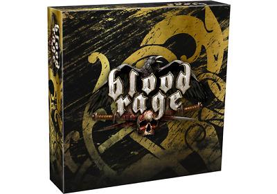 Blood Rage - Physical Viking Pledge