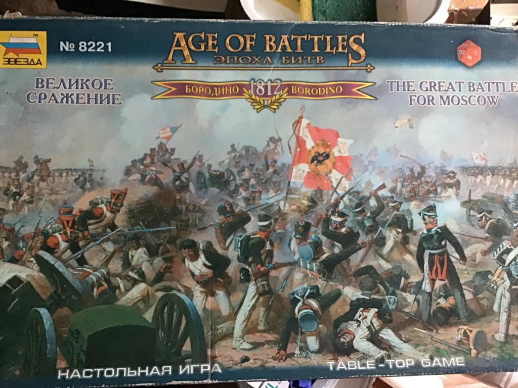 Age of battles : the great battle for moscow