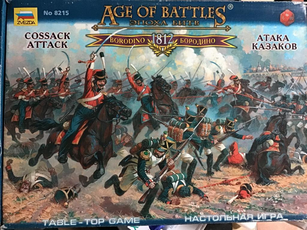 Age of battles : battle of nations - Cossacks attack