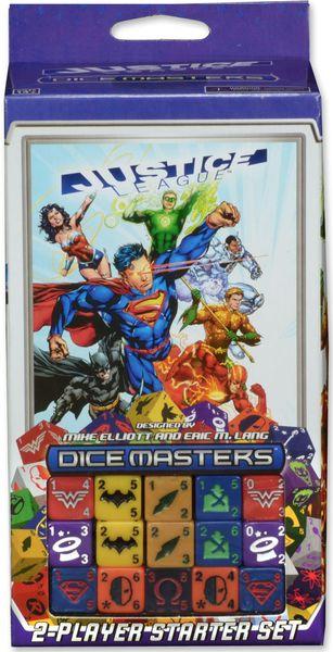 Dice masters: Justice League