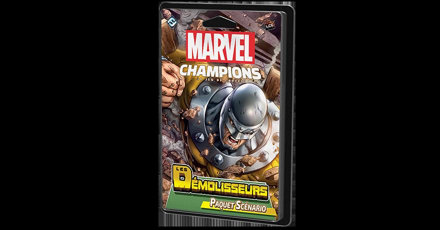 Marvel Champions JCE - Les Démolisseurs