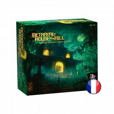 Betrayal at House on The Hill (VF 2019)