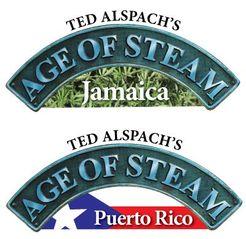 Age of Steam - Jamaica / Puerto Rico