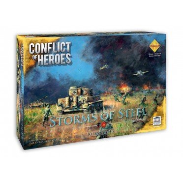 Conflict of Heroes: Storms of Steel! - Kursk 1943 3rd Edition