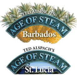 Age of Steam - Barbados / St. Lucia