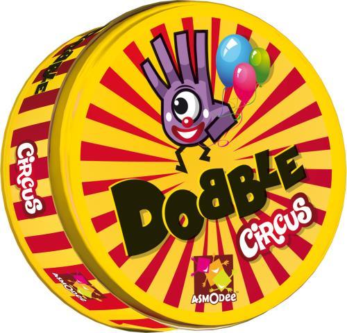 dobble circus