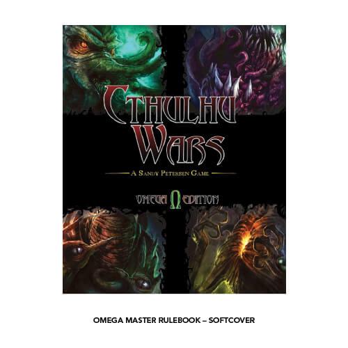 Cthulhu Wars - Omega Rulebook