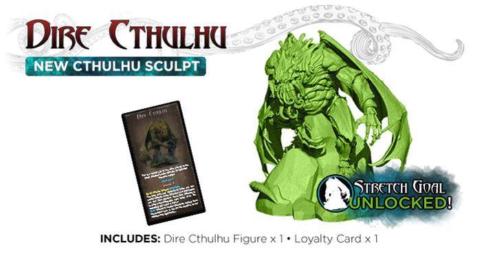 Cthulhu Wars - Dire Cthulhu