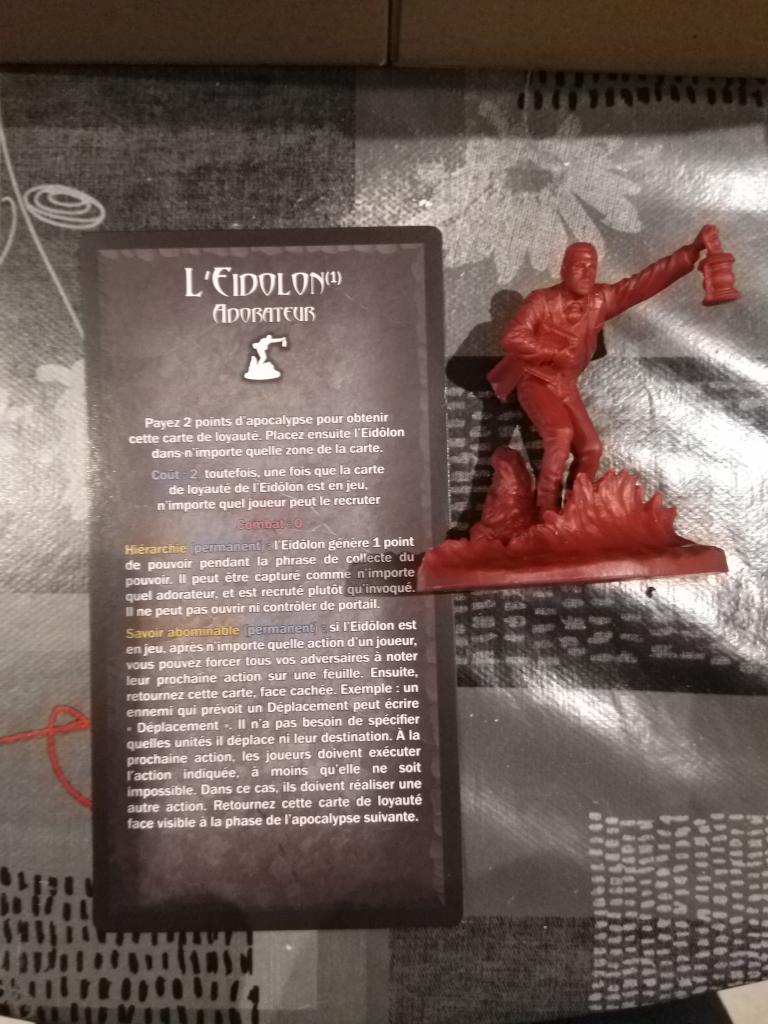 Cthulhu wars l'eidolon