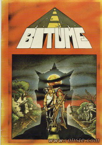 Bitume 2eme edition