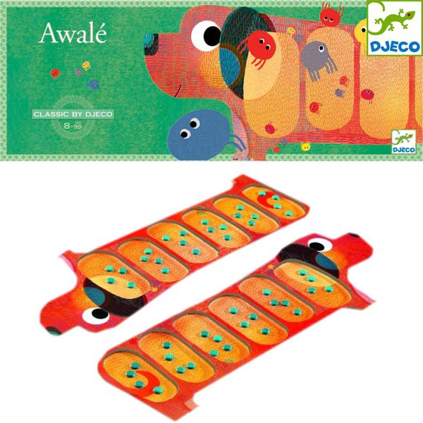 Awalé-Owaré