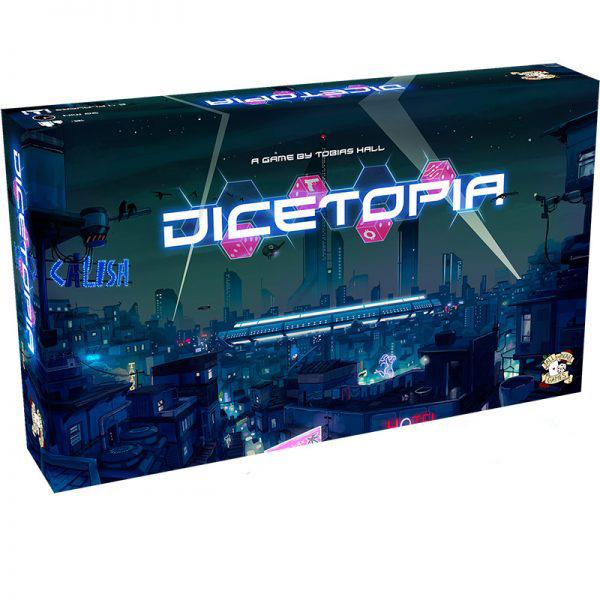 Dicetopia - Big Box vide