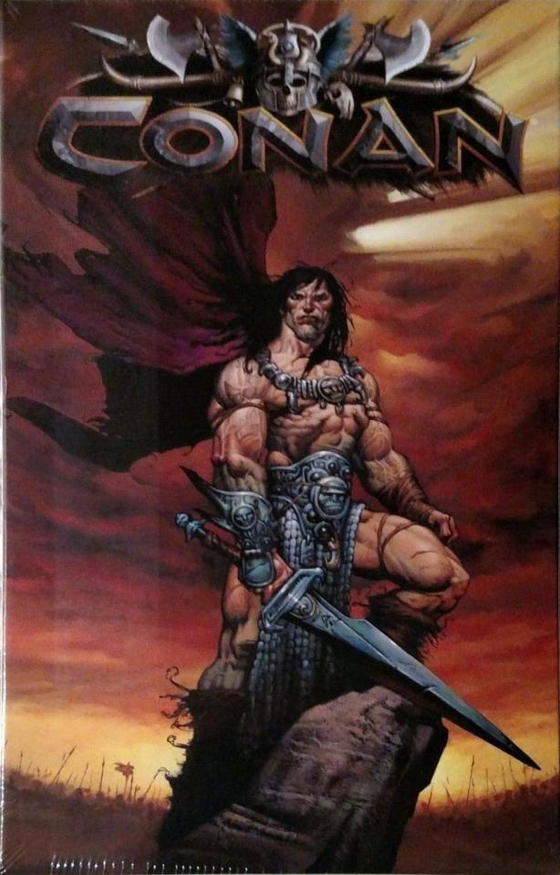 Conan (Monolith) - Paolo Parente Guest Box