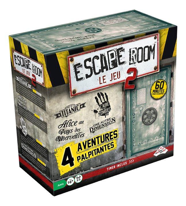 Escape Room - Le Jeu 2