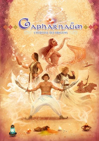 Capharnaüm - L'héritage des dragons