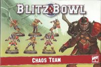 Blitz Bowl - Chaos Team