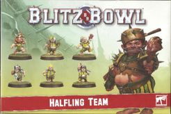 Blitz Bowl - Halfing team