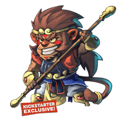Arcadia Quest - Monkey King