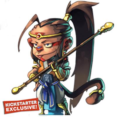 Arcadia Quest - Monkey Queen