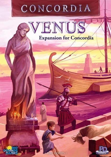 Concordia venus expansion