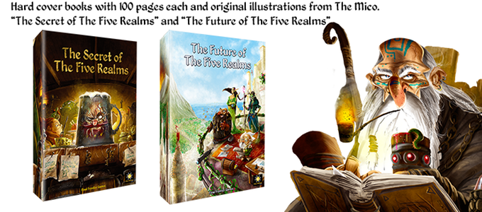 Cavern Tavern - Book Collection (2 livres)