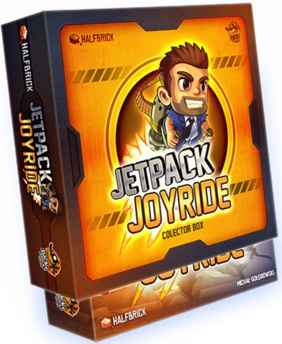 Jetpack Joyride Deluxe Version