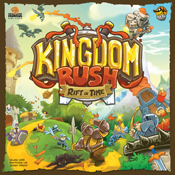 Kingdom Rush : Rift in time