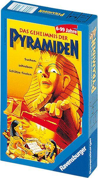 Das Geheimnis der Pyramide