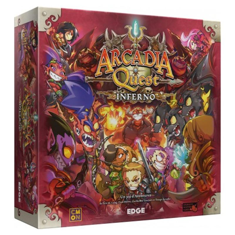 Arcadia Quest Inferno KS