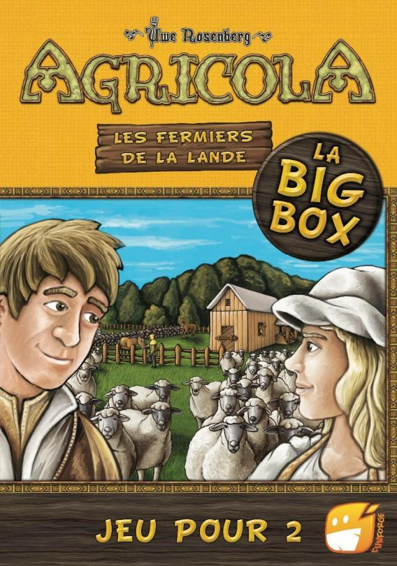 Agricola La Big Box - Les Fermiers de la Lande / All Creatures Big and Small