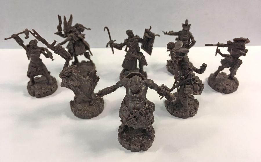 Cthulhu wars : les investigateurs