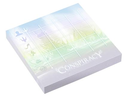 Conspiracy: Abyss Universe - Bloc score Conspiracy