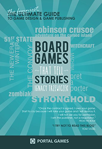 Boardgames that tell stories