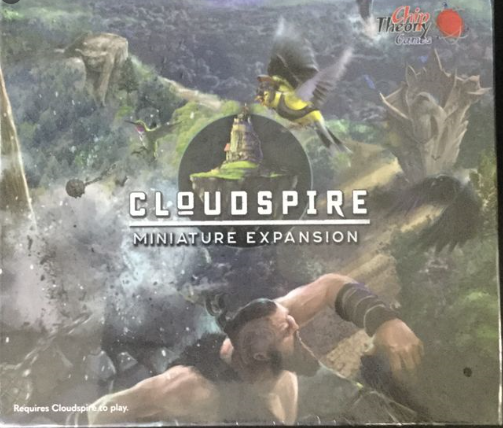 Cloudspire - Miniature expansion