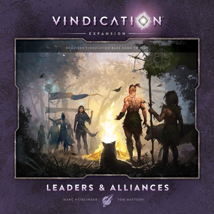 Vindication - Leaders & Alliances